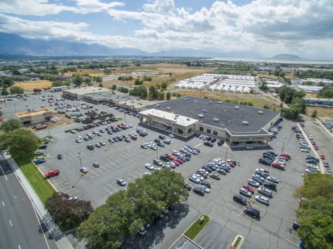 Western Avenue Capital and ALTO Real Estate Funds Acquire Salt Lake City Retail Center