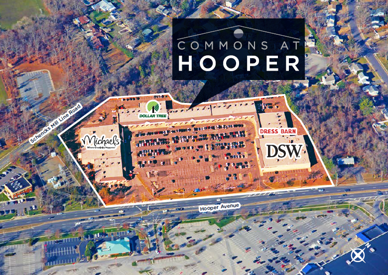 ALTO Real Estate Funds Purchases Commons at Hooper Shopping Center in Toms River, New Jersey