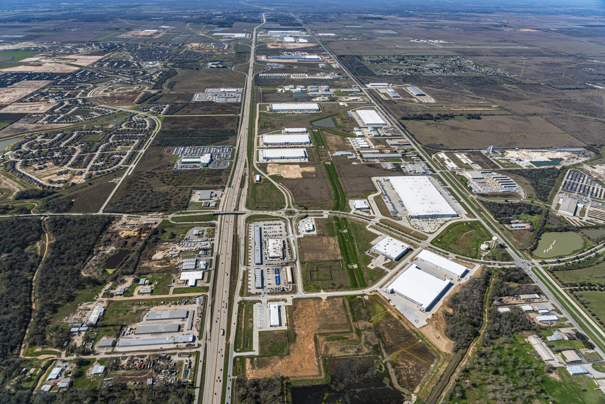 ALTO and IDV Acquire Land for the Development of a 165,900 sf, Class A Logistics Facility in Houston, TX
